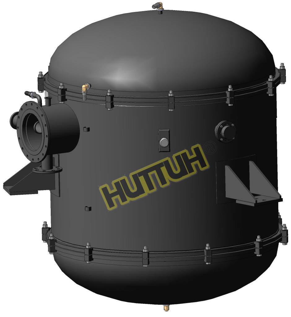 Вакуумная камера для шахтной электропечи НИТТИН