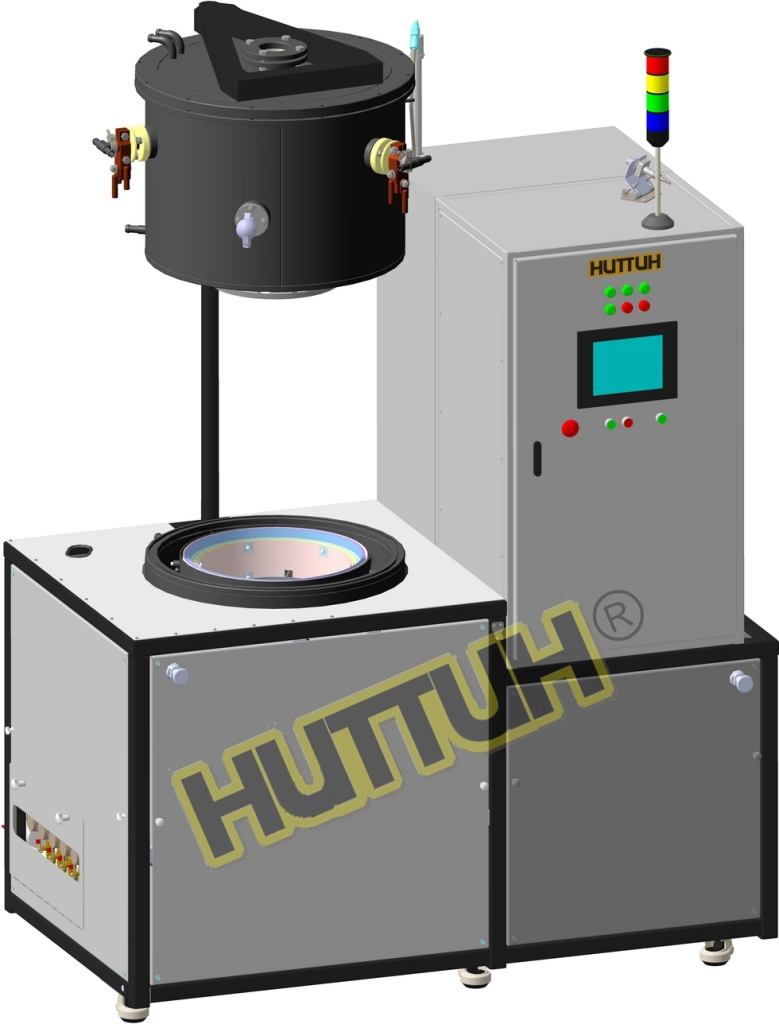 Шахтно-колпаковая водородная электропечь периодического С(ШГ)НЭ-3.7_13-ИОП-НИТТИН_